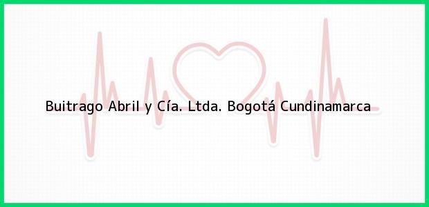 Teléfono, Dirección y otros datos de contacto para Buitrago Abril y Cía. Ltda., Bogotá, Cundinamarca, Colombia