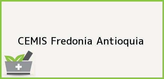 Teléfono, Dirección y otros datos de contacto para CEMIS, Fredonia, Antioquia, Colombia
