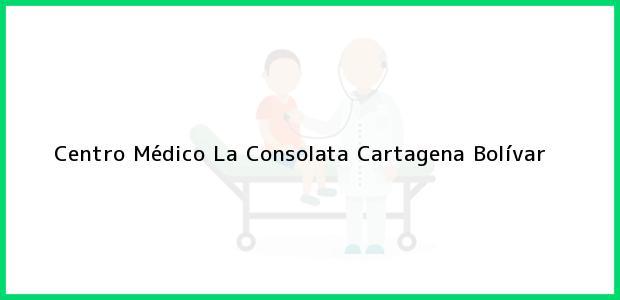 Teléfono, Dirección y otros datos de contacto para Centro Médico La Consolata, Cartagena, Bolívar, Colombia
