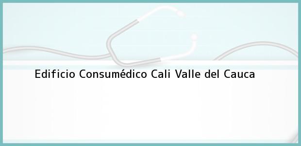 Teléfono, Dirección y otros datos de contacto para Edificio Consumédico, Cali, Valle del Cauca, Colombia
