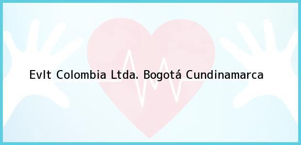 Teléfono, Dirección y otros datos de contacto para Evlt Colombia Ltda., Bogotá, Cundinamarca, Colombia