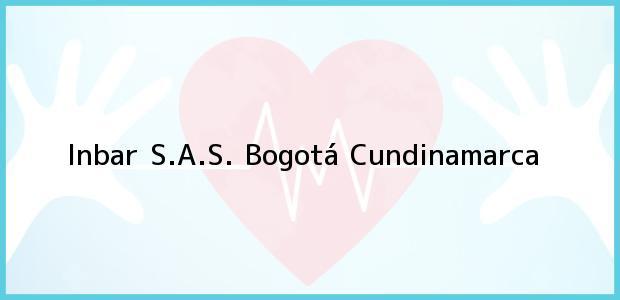Teléfono, Dirección y otros datos de contacto para Inbar S.A.S., Bogotá, Cundinamarca, Colombia