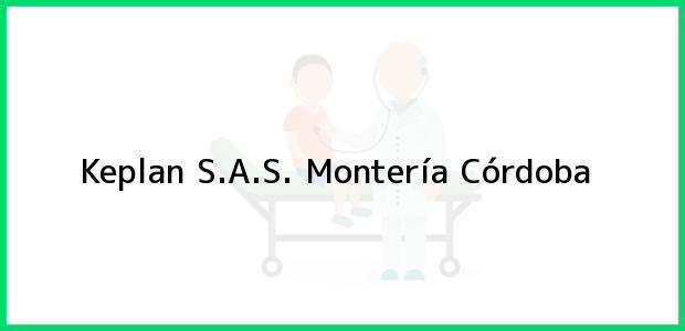 Teléfono, Dirección y otros datos de contacto para Keplan S.A.S., Montería, Córdoba, Colombia