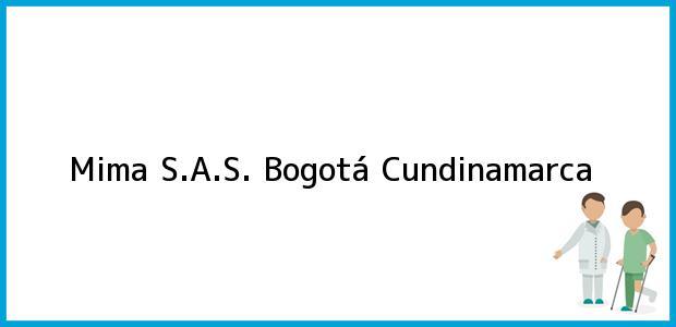 Teléfono, Dirección y otros datos de contacto para Mima S.A.S., Bogotá, Cundinamarca, Colombia