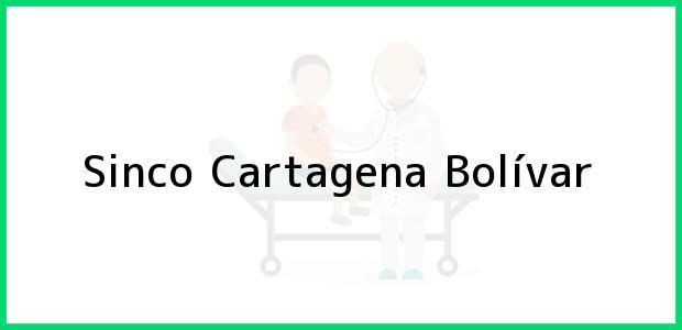 Teléfono, Dirección y otros datos de contacto para Sinco, Cartagena, Bolívar, Colombia