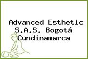 Advanced Esthetic S.A.S. Bogotá Cundinamarca
