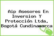 Aip Asesores En Inversion Y Protección Ltda. Bogotá Cundinamarca