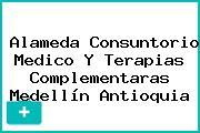 Alameda Consuntorio Medico Y Terapias Complementaras Medellín Antioquia