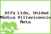 Alfa Ltda. Unidad Médica Villavicencio Meta