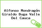 Alfonso Mondragón Giraldo Buga Valle Del Cauca