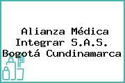 Alianza Médica Integrar S.A.S. Bogotá Cundinamarca