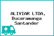 ALIVIAR LTDA. Bucaramanga Santander