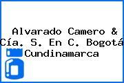 Alvarado Camero & Cía. S. En C. Bogotá Cundinamarca