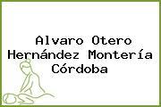 Alvaro Otero Hernández Montería Córdoba
