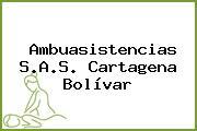 Ambuasistencias S.A.S. Cartagena Bolívar