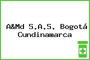 A&Md S.A.S. Bogotá Cundinamarca