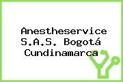 Anestheservice S.A.S. Bogotá Cundinamarca