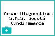 Arcar Diagnosticos S.A.S. Bogotá Cundinamarca