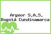 Argeor S.A.S. Bogotá Cundinamarca
