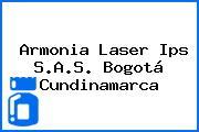 Armonia Laser Ips S.A.S. Bogotá Cundinamarca