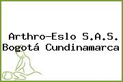 Arthro-Eslo S.A.S. Bogotá Cundinamarca