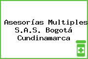 Asesorías Multiples S.A.S. Bogotá Cundinamarca