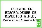 ASOCIACIÓN RISARALDENSE DE DIABETES A.R.D. Pereira Risaralda