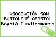 ASOCIACIÓN SAN BARTOLOMÉ APOSTOL Bogotá Cundinamarca