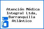 Atención Médica Integral Ltda. Barranquilla Atlántico