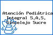 Atención Pediátrica Integral S.A.S. Sincelejo Sucre