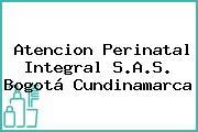 Atencion Perinatal Integral S.A.S. Bogotá Cundinamarca