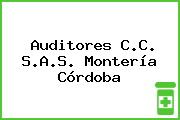 Auditores C.C. S.A.S. Montería Córdoba
