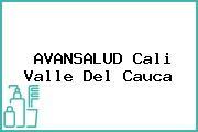 AVANSALUD Cali Valle Del Cauca