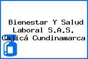 Bienestar Y Salud Laboral S.A.S. Cajicá Cundinamarca