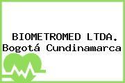 BIOMETROMED LTDA. Bogotá Cundinamarca