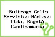 Buitrago Celis Servicios Médicos Ltda. Bogotá Cundinamarca