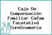 Caja De Compensación Familiar Cafam Facatativá Cundinamarca