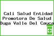 Cali Salud Entidad Promotora De Salud Buga Valle Del Cauca