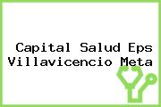 Capital Salud Eps Villavicencio Meta