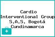 Cardio Interventional Group S.A.S. Bogotá Cundinamarca