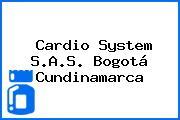 Cardio System S.A.S. Bogotá Cundinamarca