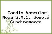 Cardio Vascular Moya S.A.S. Bogotá Cundinamarca