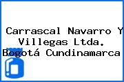 Carrascal Navarro Y Villegas Ltda. Bogotá Cundinamarca
