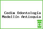 Cedim Odontología Medellín Antioquia