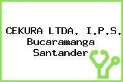 CEKURA LTDA. I.P.S. Bucaramanga Santander