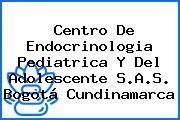 Centro De Endocrinologia Pediatrica Y Del Adolescente S.A.S. Bogotá Cundinamarca