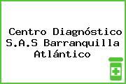Centro Diagnóstico S.A.S Barranquilla Atlántico