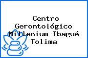 Centro Gerontológico Millenium Ibagué Tolima