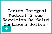 Centro Integral Medical Group Servicios De Salud Cartagena Bolívar