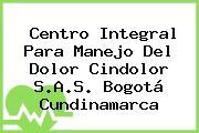 Centro Integral Para Manejo Del Dolor Cindolor S.A.S. Bogotá Cundinamarca
